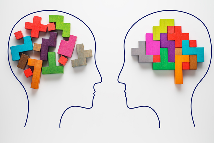 The shift inside your brain when practicing LEGO® SERIOUS PLAY®