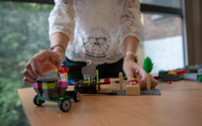 Being Serious as a Facilitator – when I use LEGO® SERIOUS PLAY® Method