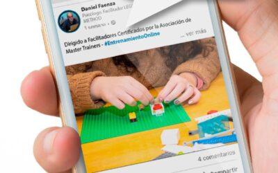 REFLEXIONES Y APRENDIZAJES SOBRE EL ENTRENAMIENTO ON LINE CON LEGO® SERIOUS PLAY®